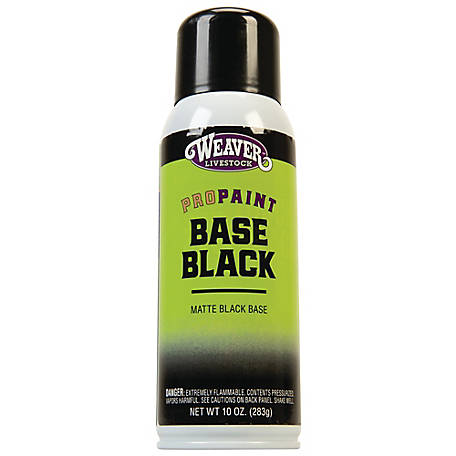 Weaver Leather ProTouch Base Black