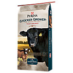 Purina Textured Stocker Grower, 50 lb.