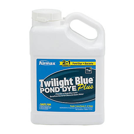 Pond Logic Twilight Blue Pond Dye Plus