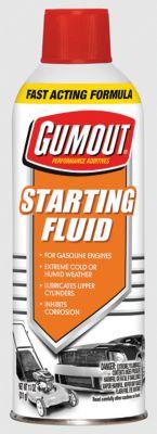 Buy Gumout Starting Fluid; 11 oz. Online