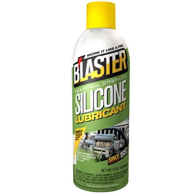 Buy B'laster Industrial Strength Silicone Lubricant Online