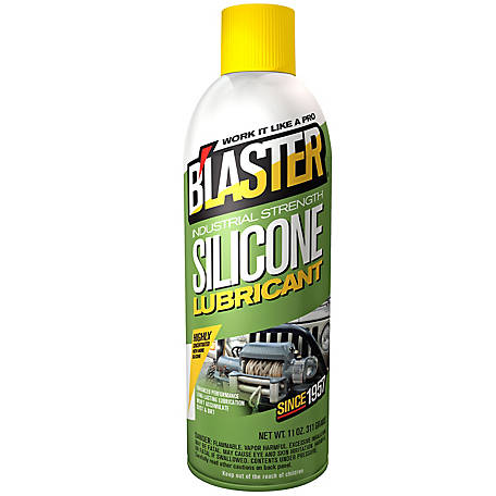 B'laster Industrial Strength Silicone Lubricant