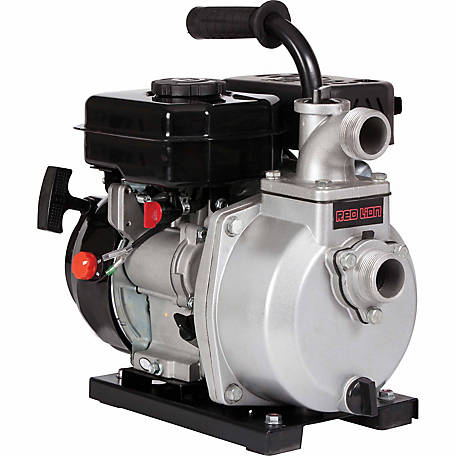 Red Lion 2 4 HP Engine Driven Water Pump, CARB Compliant, 617031 at Tractor  Supply Co