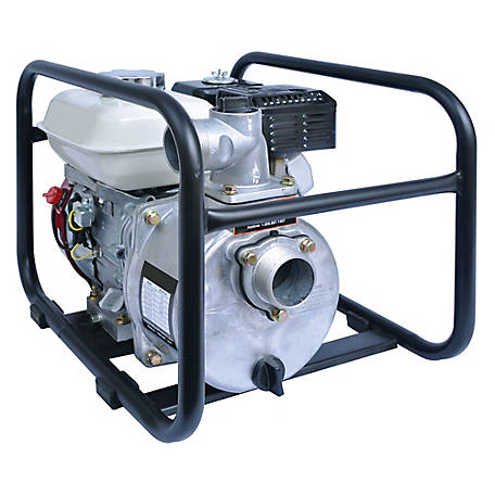 Red Lion 4 HP Engine Driven Water Pump, CARB Compliant, 617053
