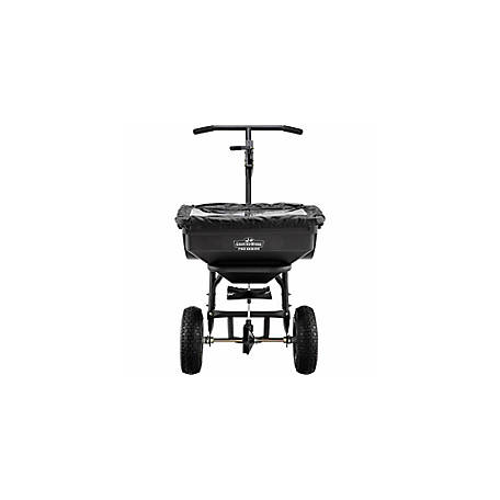 GroundWork Pro Series Walk-Behind Spreader, 70 lb., BTGWPS-70