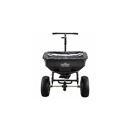 GroundWork Pro Series Walk-Behind Spreader, 125 lb., BTGWPS-125