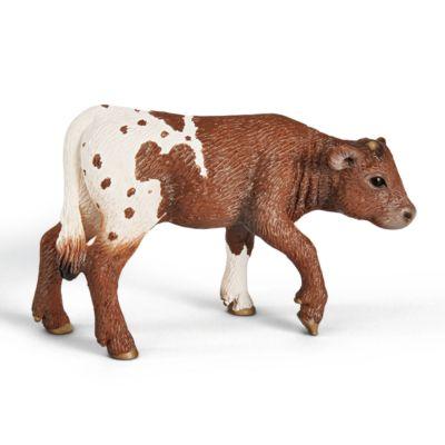Schleich Farm Life Collection Texas Longhorn Calf Figurine