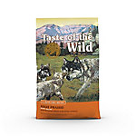 Taste of the Wild High Prairie Puppy Formula with Roasted Bison & Roasted Venison Dog Food, 15 lb. Bag