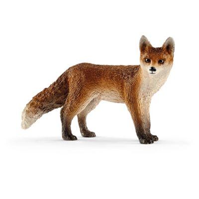 Schleich Wild Life Collection Red Fox Figurine