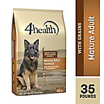 4health Mature Adult Formula for Adult Dogs 7+ Years of Age Dog Food, 35 lb. Bag