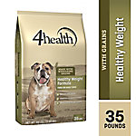 4health Healthy Weight Formula Adult Dog Food, 35 lb. Bag