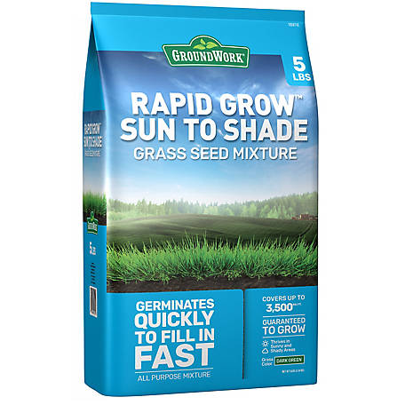 Groundwork Sun Shade North 5 Lb 440ap0054uc At Tractor Supply Co