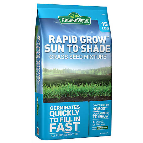 GroundWork Sun & Shade, North, 15 lb., 440AP0054UC-15
