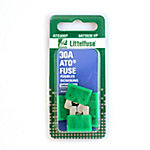 Littelfuse ATO 30A Blade Fuse, Pack of 5