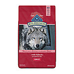 BLUE Wilderness Salmon For Adult Dogs, 24 lb. Bag