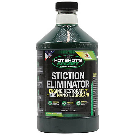 Hot Shot's Secret Stiction Eliminator, 64 oz., HSS64Z