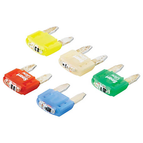 Smart Glow MINI Fuse Assortment, Pack of 5