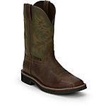 Justin Men's 11 in. Cowhide Stampede Collection Boot