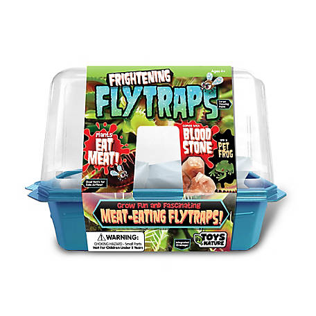 Silver Circle Products Fly Trap Fiends, 9 in. x 4.5 in. x 6 in., MWFF-94