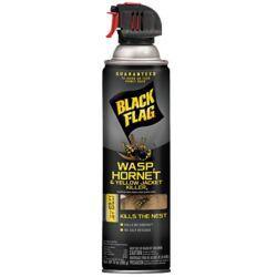 Shop Black Flag Wasp, Hornet, & Yellow Jacket Killer at Tractor Supply Co.