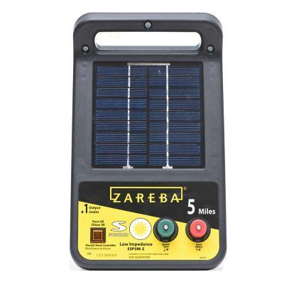 Buy Zareba 5 Mile Solar Fence Charger Online