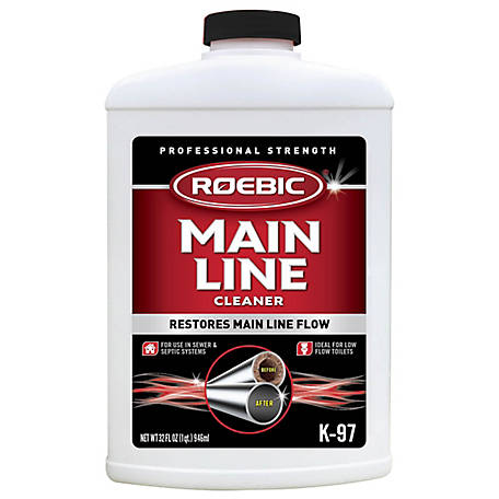 Roebic K-97 Main Line Cleaner
