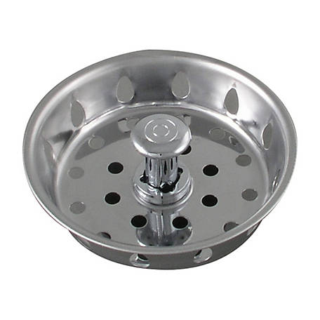 LDR Sink Basket, Stainless Steel