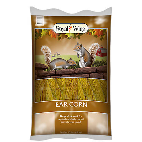 Royal Wing Ear Corn 15 lb.