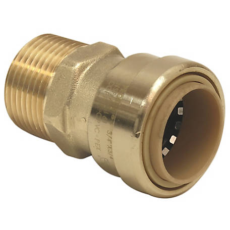 ProBite 1/2 in. x 1/2 in. MNPT Adapter
