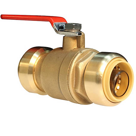 ProBite 1/2 in. Ball Valve