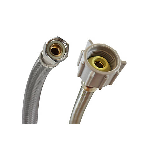 Fluidmaster 12 in. Toilet Supply Connector, B1T12