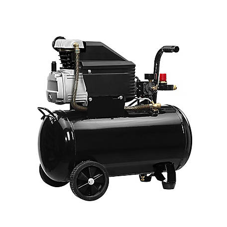 JobSmart 10 gal. Horizontal Portable Air Compressor, TA-2040