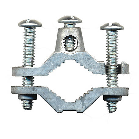 Zareba Ground Rod Clamp