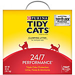 Tidy Cats 24/7 Performance Clumping Litter, 40 lb. Box
