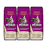 Whiskas Catmilk, Pack of 3, 20-1/4 oz.