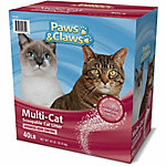 Paws & Claws Multi-Cat Scoopable Cat Litter