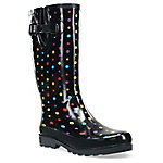 Western Chief Women's Ditsy Dot Rain Boot, 8445W