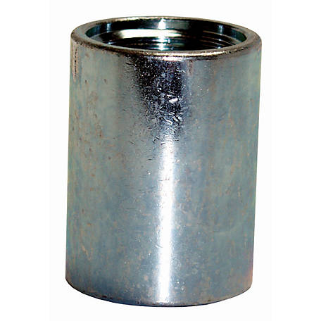 Water Source Well Point Drive Coupling, 1-1/4 in.