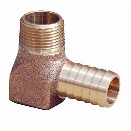 Water Source Yard Hydrant Elbow, 3/4 in. X 3/4 in.