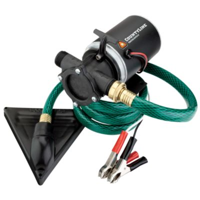 CountyLine 12V DC Transfer Utility Pump at Tractor Supply Co