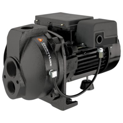 Water pumps at tractor supply co countyline convertible cast iron jet pump 12 hp ccuart Gallery