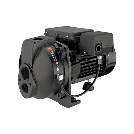 CountyLine Convertible Cast Iron Jet Pump, 1 HP