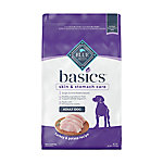 BLUE Basics Turkey and Potato Recipe for Adult Dogs, 24 lb.