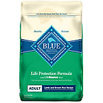 Blue Buffalo BLUE Life Protection Formula Adult Lamb & Brown Rice Recipe Dry Dog Food, 15 lb.