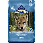 BLUE Wilderness Chicken For Puppies, 11 lb. Bag