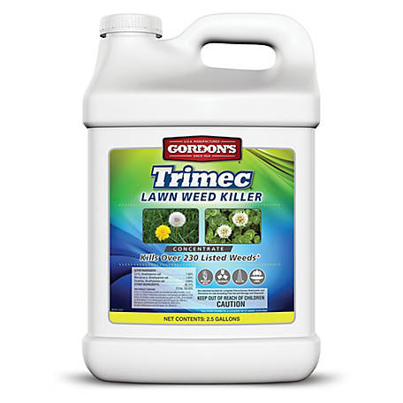 Gordon's Trimec Lawn Weed Killer Concentrate, 2.5 gal., 792900
