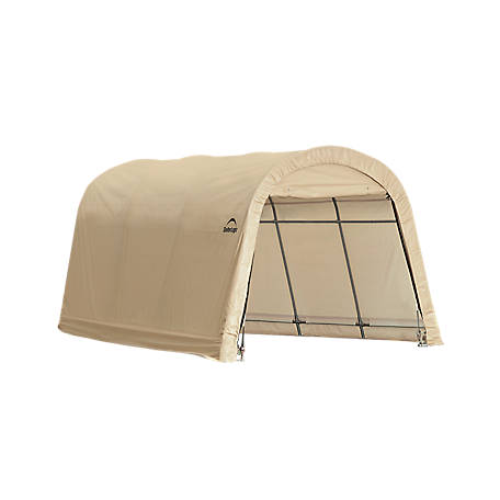 ShelterLogic 3-in-1 Shelter Multi-Purpose Shelter and Storage, 10 ft. x 15 ft. x 8 ft.