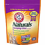 Arm & Hammer Naturals Multi-Cat Clumping Litter, 15 lb., 20158