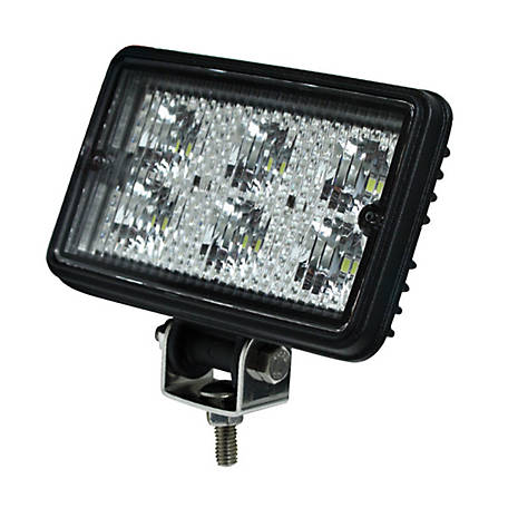 Navigator Heavy-Duty LED Utility Light, 4 in. X 6 in. Rectangular