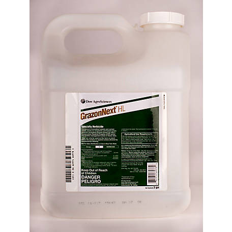 GrazonNext HL Specialty Herbicide Concentrate, 2 gal , 10136541 at Tractor  Supply Co